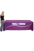 Table drapes & table throws