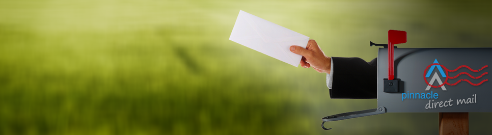 Pinnacle Direct Mail's mailing services help you reach out and connect with your target market