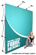 Tension Fabric Displays